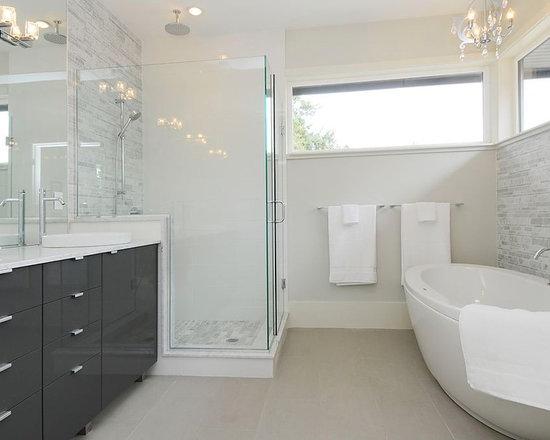 Gray Bathroom Vanity Houzz