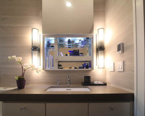 Robern Uplift Cabinets Home Design Ideas, Pictures, Remodel and Decor