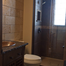 Traditional Bathroom by Eheart Interior Solutions