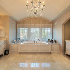 Traditional Bathroom by Birchwood Builders LLC