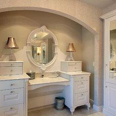 Traditional Bathroom by Birchwood Builders LLC