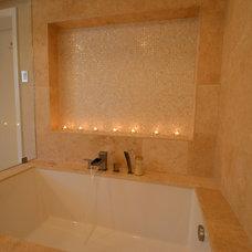 Contemporary Bathroom by Bella Estates, Inc.