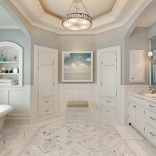 Traditional Bathroom by Highgate Builders