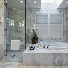 Contemporary Bathroom by Handman Associates