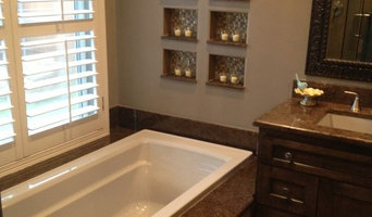 Highland Village Master Bath