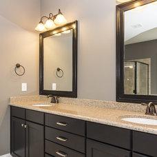 Traditional Bathroom by Saybrook Homes, LLC