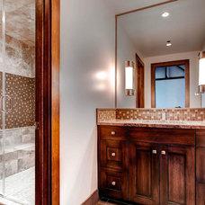 Contemporary Bathroom by Studio 10 Interior Design