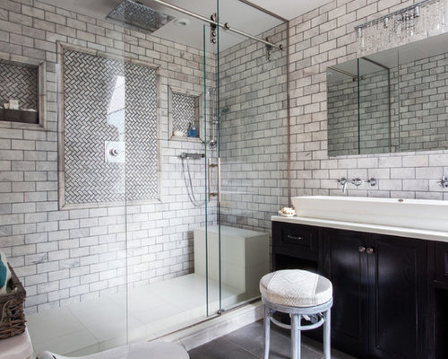 No Grout Shower Houzz