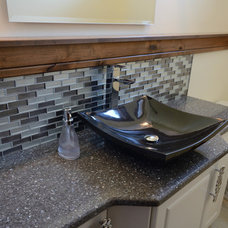 Traditional Bathroom by Elite Kitchens and Bathrooms