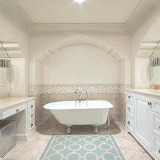 Traditional Bathroom by Stadler Custom Homes