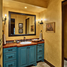 Traditional Bathroom by Amanda Still, Hill Design + Gallery