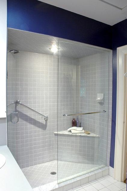 Contemporary Bathroom by Bravehart Building