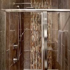 Contemporary Bathroom by Arcaro & LaRussa Company
