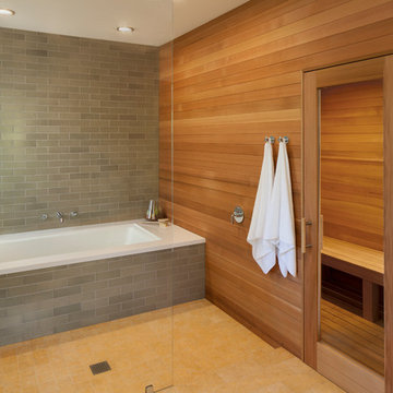 Hillsborough Master Bath