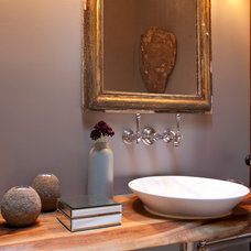 Eclectic Bathroom by GEREMIA DESIGN