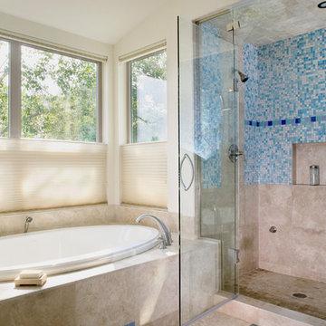 Hillsdale master bath