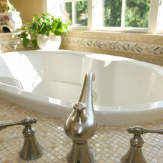 Traditional Bathroom by Jennifer Pacca Interiors