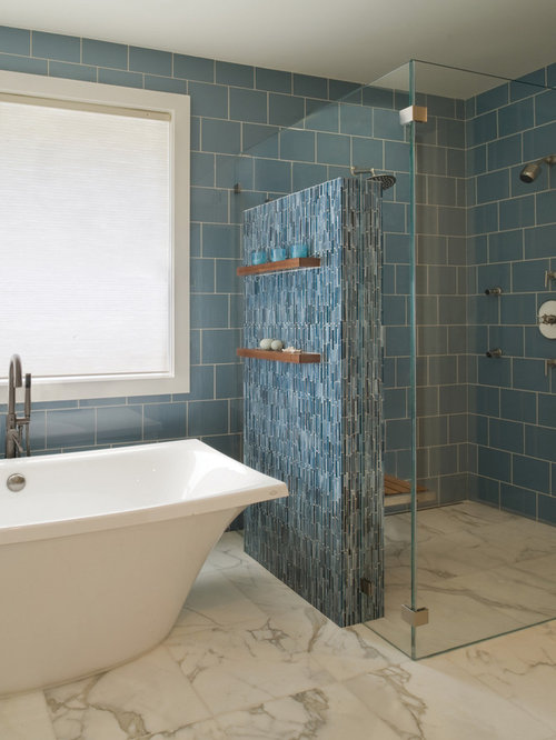 8 x 10 bathroom design ideas remodels photos for Bathroom remodel 63367
