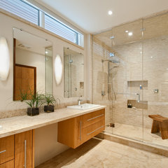 contemporary bathroom by Southam Design Inc