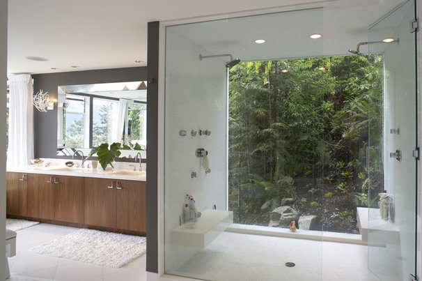 Contemporary Bathroom by LOTOS Construction