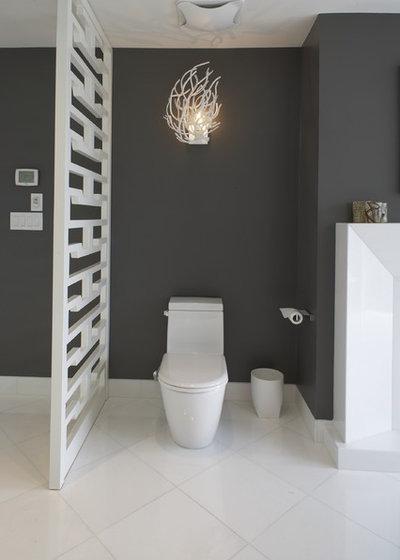 Schamwand Wc wie kann die toilette verstecken