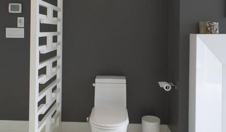 Swell Strange Black Dust Soot On New Toilet Seat Pdpeps Interior Chair Design Pdpepsorg