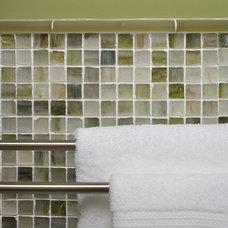 Modern Bathroom by Kimball Starr Interior Design