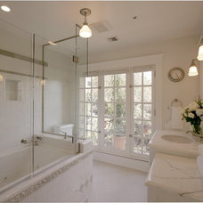 Traditional Bathroom by Stratton Design Group