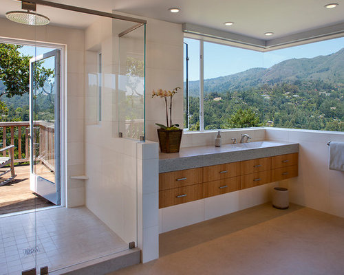 Shower Door To Outside Home Design Ideas Pictures