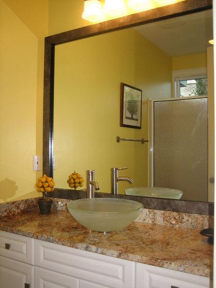 Bathroom by Carolyn Bruce The Finishing Touch