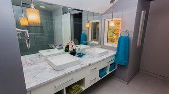 Hingham Bath Remodel