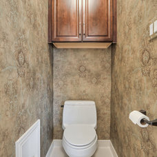 Traditional Bathroom by PBH Construction