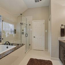 Contemporary Bathroom by PBH Construction