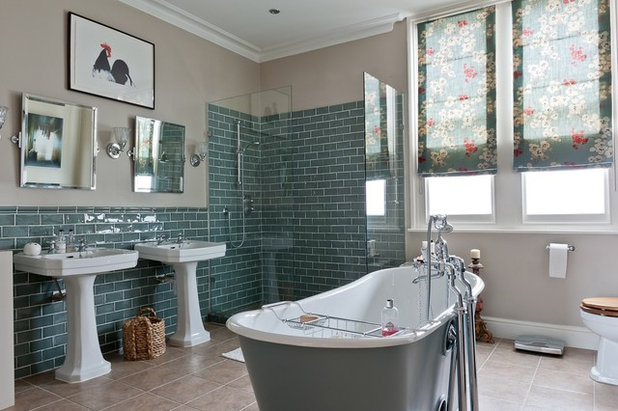 Traditional Bathroom by Brooke Copp-Barton | Home Interior Design