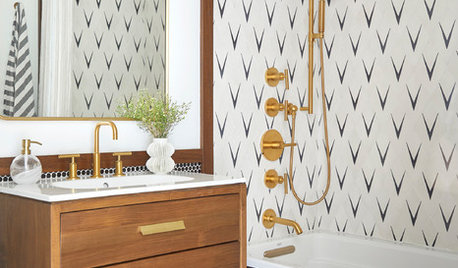 These 8-by-5-Ft Bathrooms Make the Most of Less Space