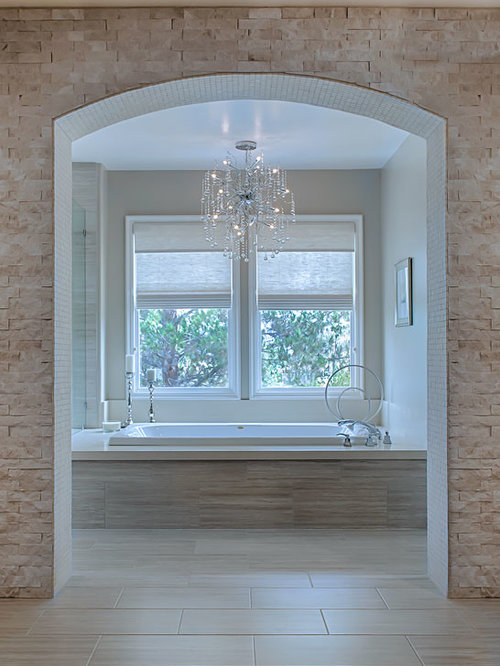 His and hers master bathroom suite for Master bathroom his and hers