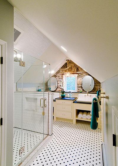 Idee Bagno Nel Sottotetto : Il tuo vecchio sottotetto è pronto a ...