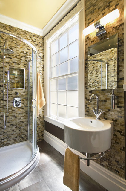 contemporary bathroom by Adeeni Design Group