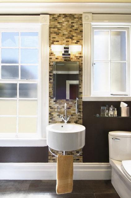Contemporary Bathroom by Adeeni Design Group
