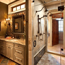 traditional bathroom by timothyj kitchen & bath, inc.