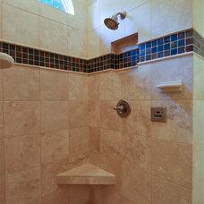 Traditional Bathroom by Deer Creek Homes, Inc.