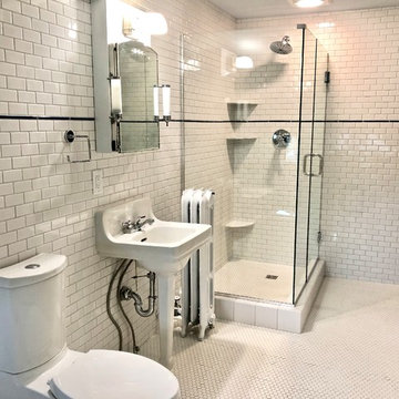 Historic Attic Bathroom