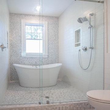 Historic Avondale Master Bath