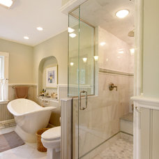 Traditional Bathroom by Eric H. Gjerde AIA