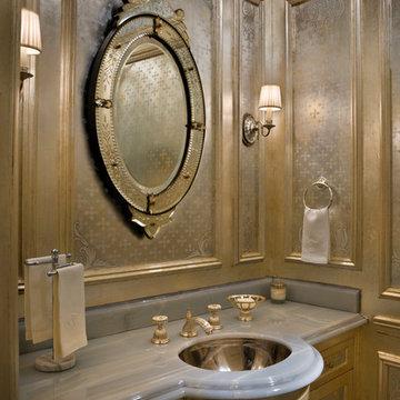 Historic New York City Townhouse Bathroom – Major Renovation