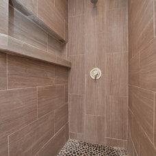 Contemporary Bathroom by Gill Design & Construction LLC