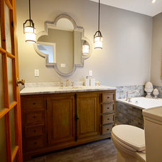 Traditional Bathroom by StyleHaus Interiors
