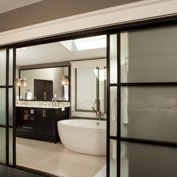 Historic Whole House Renovation - Master Bath