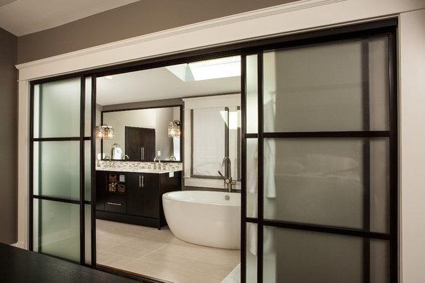 Contemporary Bathroom by Alair Homes Decatur