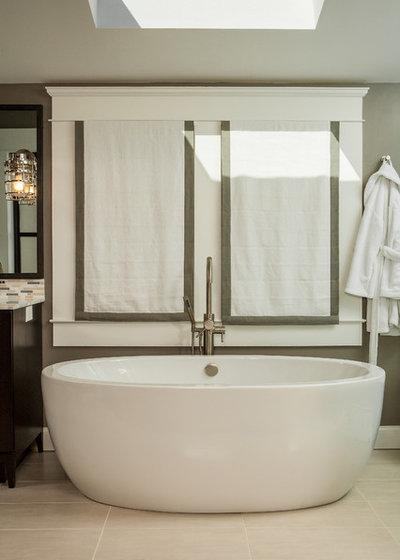 Craftsman Bathroom by Alair Homes Decatur